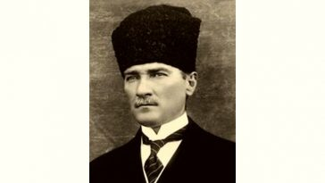 Mustafa Kemal Atatürk Age and Birthday