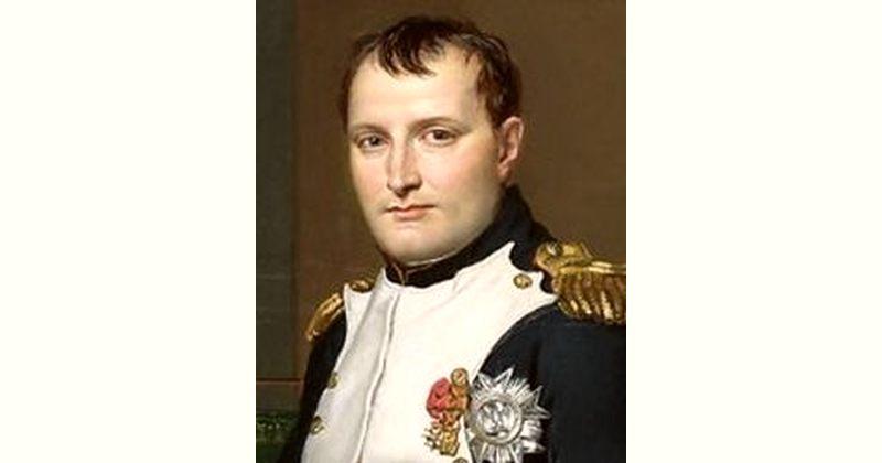 Napoléon Bonaparte Age and Birthday