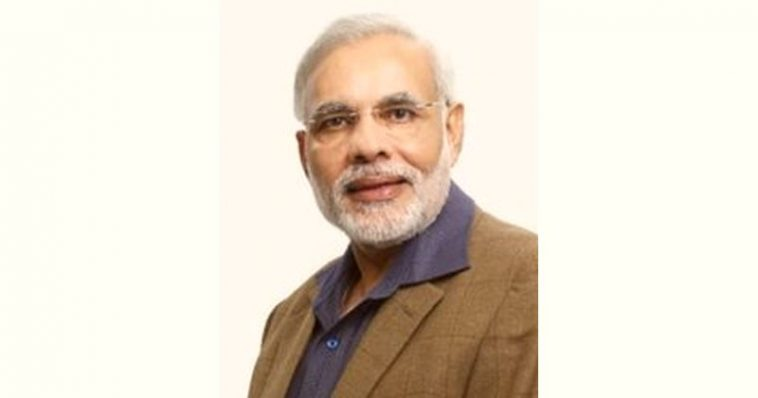Narendra Modi Age and Birthday