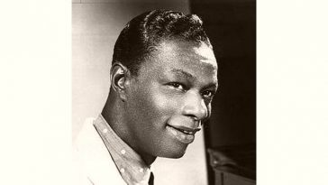 Nat Cole Age and Birthday