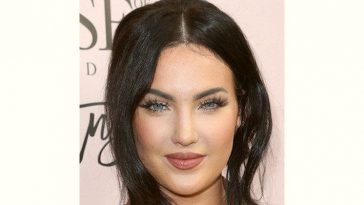 Natalie Halcro Age and Birthday