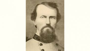Nathan Bedford Forrest Age and Birthday