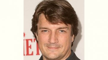 Nathan Fillion Age and Birthday