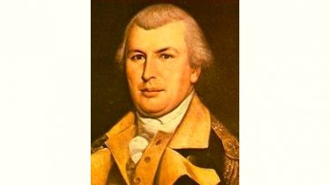 Nathanael Greene Age and Birthday