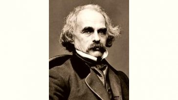 Nathaniel Hawthorne Age and Birthday