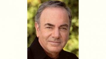 Neil Diamond Age and Birthday