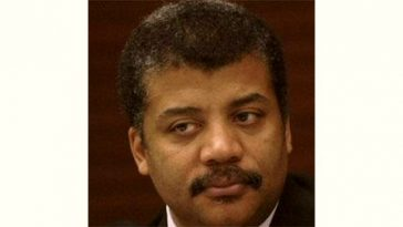Neil Tyson Age and Birthday