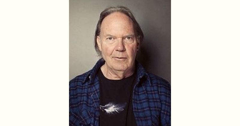 Neil Young Age and Birthday