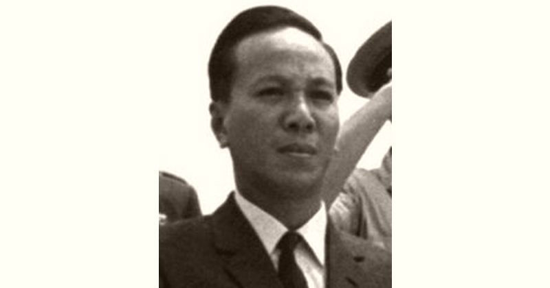 Nguyen Van Thieu Age and Birthday