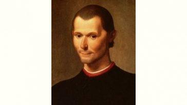 Niccolo Machiavelli Age and Birthday