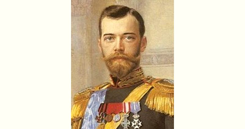Nicholas II Age and Birthday