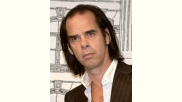 Nick Cave Age and Birthday