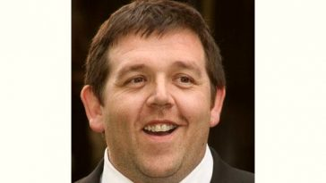 Nick Frost Age and Birthday