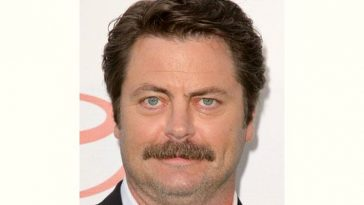 Nick Offerman Age and Birthday