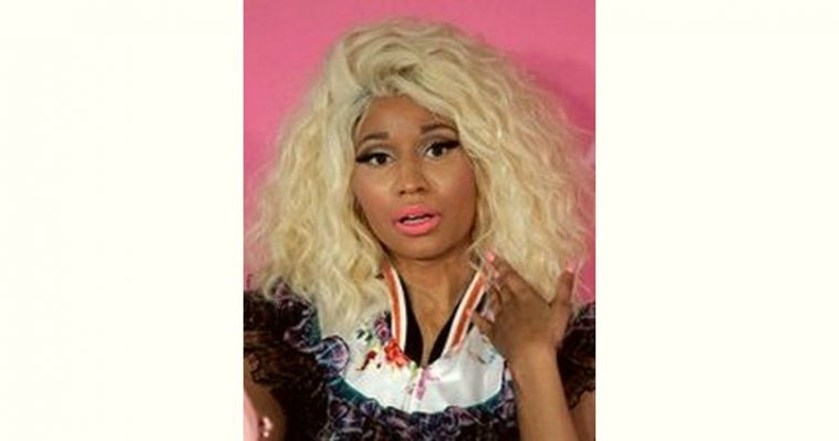 Nicki Minaj Age and Birthday