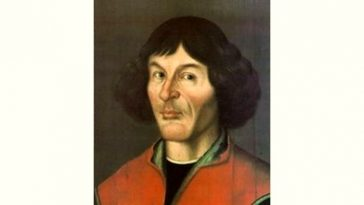 Nicolaus Copernicus Age and Birthday