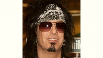 Nikki Sixx Age and Birthday
