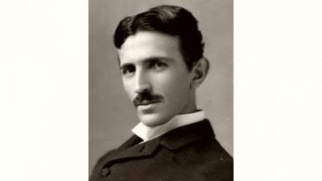 Nikola Tesla Age and Birthday