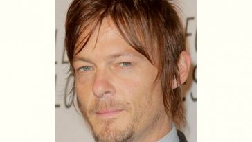 Norman Reedus Age and Birthday