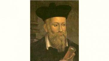 Nostradamus Age and Birthday