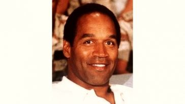 O.J. Simpson Age and Birthday