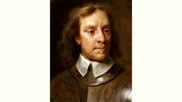 Oliver Cromwell Age and Birthday