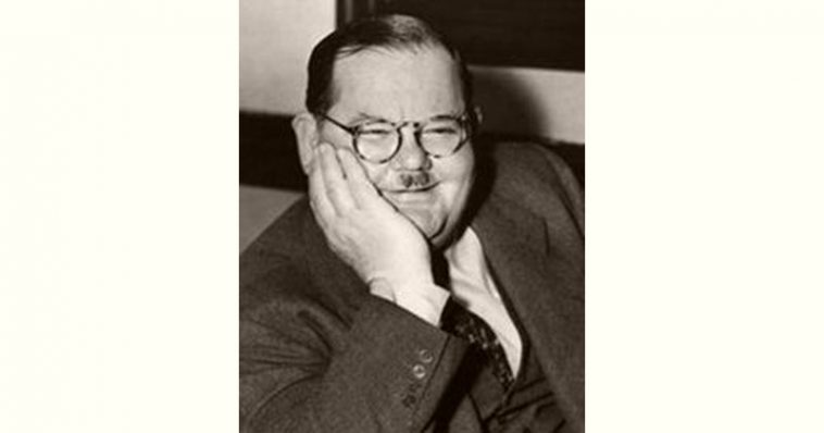 Oliver Hardy Age and Birthday