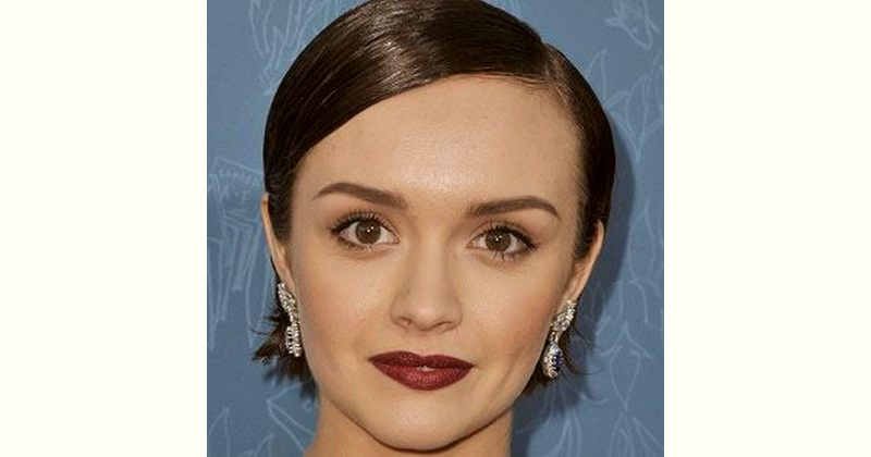 Olivia Cooke Age and Birthday