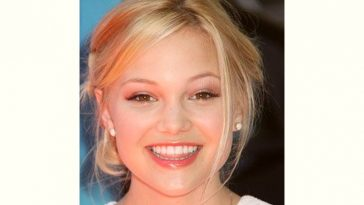 Olivia Holt Age and Birthday