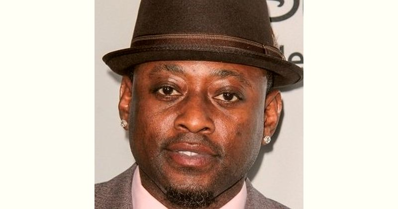 Omar Epps Age and Birthday