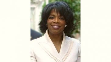 Oprah Winfrey Age and Birthday