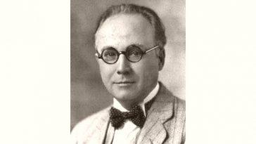 Otto Frederick Rohwedder Age and Birthday