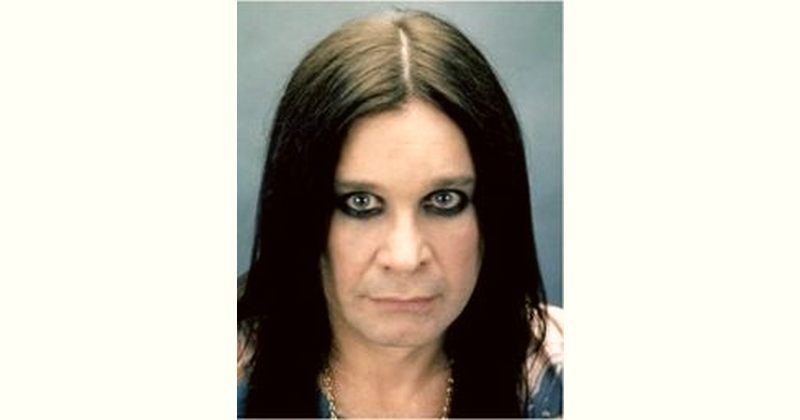 Ozzy Osbourne Age and Birthday