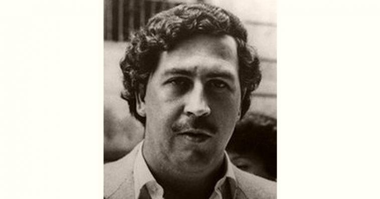 Pablo Escobar Age and Birthday