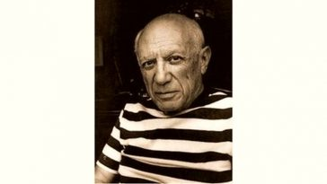 Pablo Picasso Age and Birthday