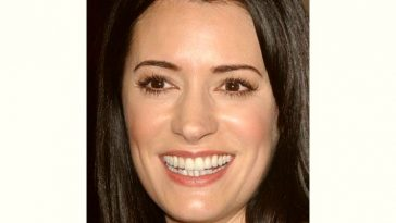 Paget Brewster Age and Birthday
