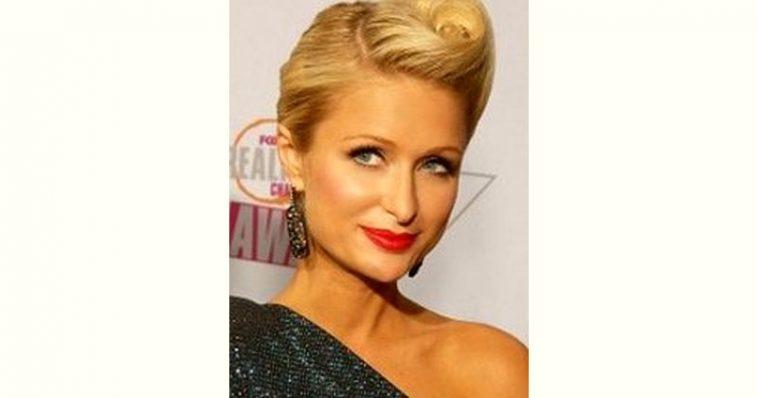 Paris Hilton Age and Birthday