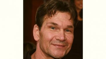 Patrick Swayze Age and Birthday