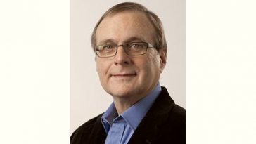 Paul Allen Age and Birthday