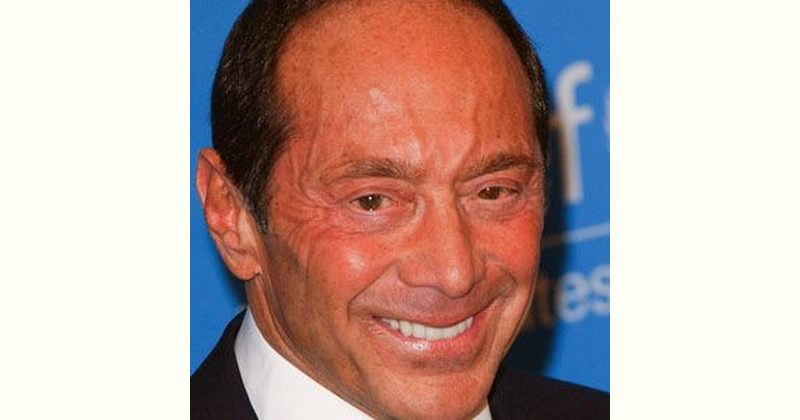 Paul Anka Age and Birthday