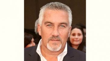 Paul Hollywood Age and Birthday