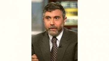 Paul Krugman Age and Birthday