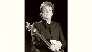 Paul Mccartney Age and Birthday