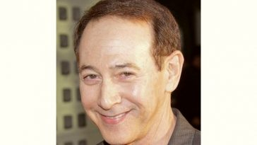 Paul Reubens Age and Birthday