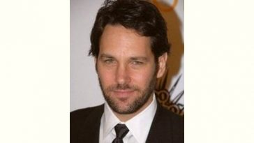 Paul Rudd Age and Birthday