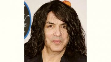 Paul Stanley Age and Birthday