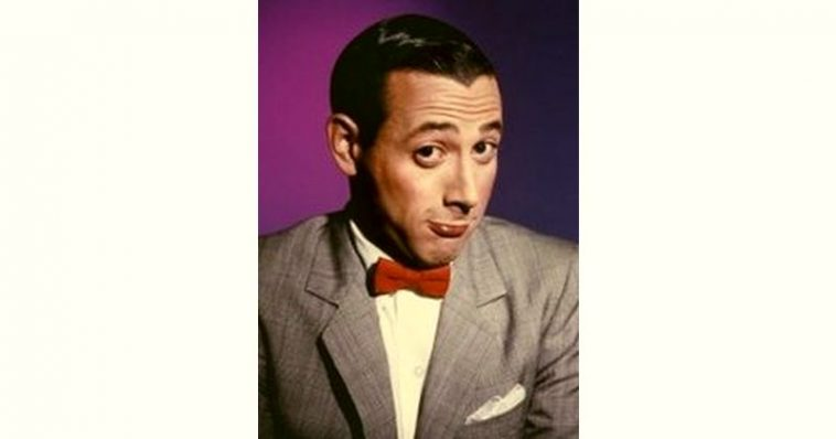 Pee-wee Herman Age and Birthday