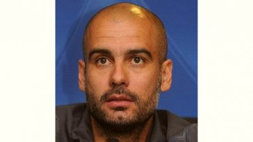 Pep Guardiola Age and Birthday