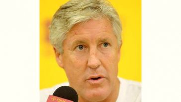 Pete Carroll Age and Birthday