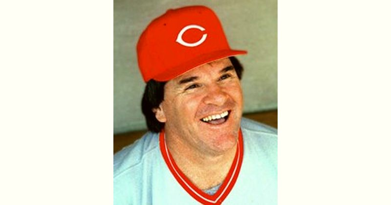 Pete Rose Age and Birthday